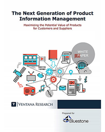 The Next Generation of Product Information Management cover