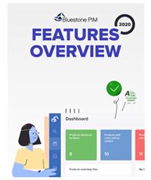 Bluestone PIM Features Overview 2020 cover