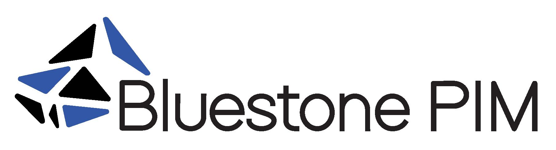 Color Bluestone PIM logo large size