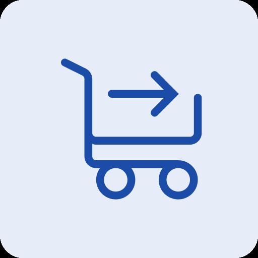 Commerce workflow icon