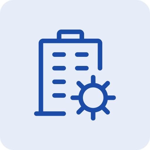 Customer management icon