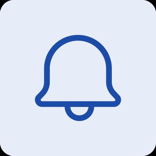 Slack notifications icon