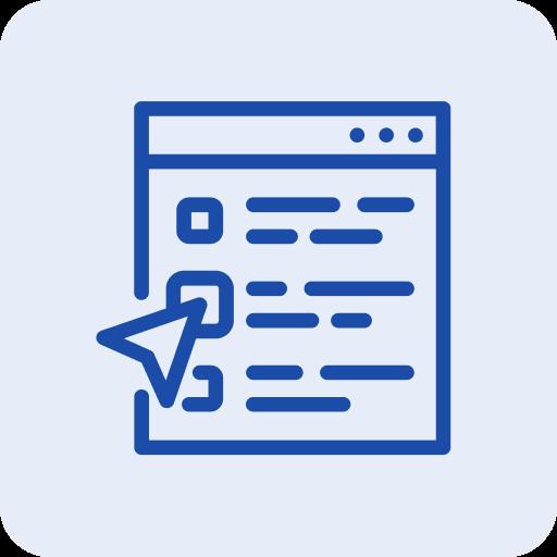 Supplier portal icon